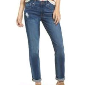Madewell The Slim Boy Jeans